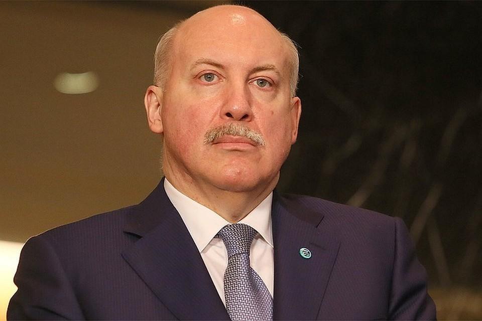 Посол России в Белоруссии Дмитрий Мезенцев.