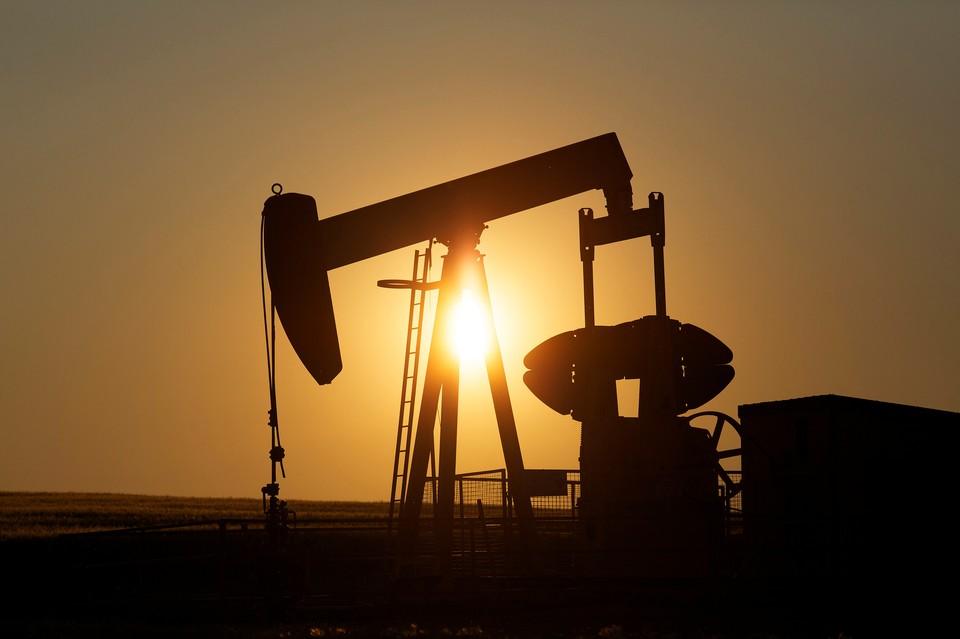 Цены на нефть уже который месяц держатся на уровне в $40 - 45 за баррель