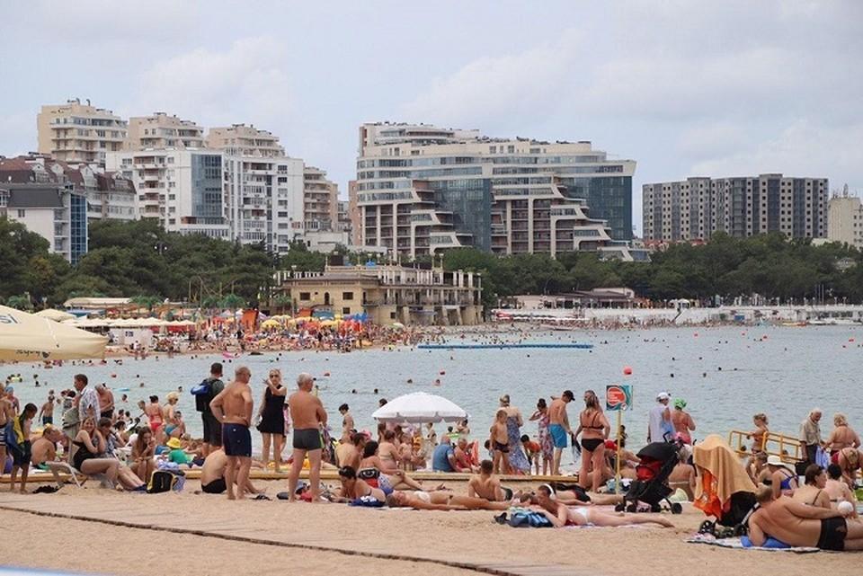 Курорты трещат по швам от наплыва туристов