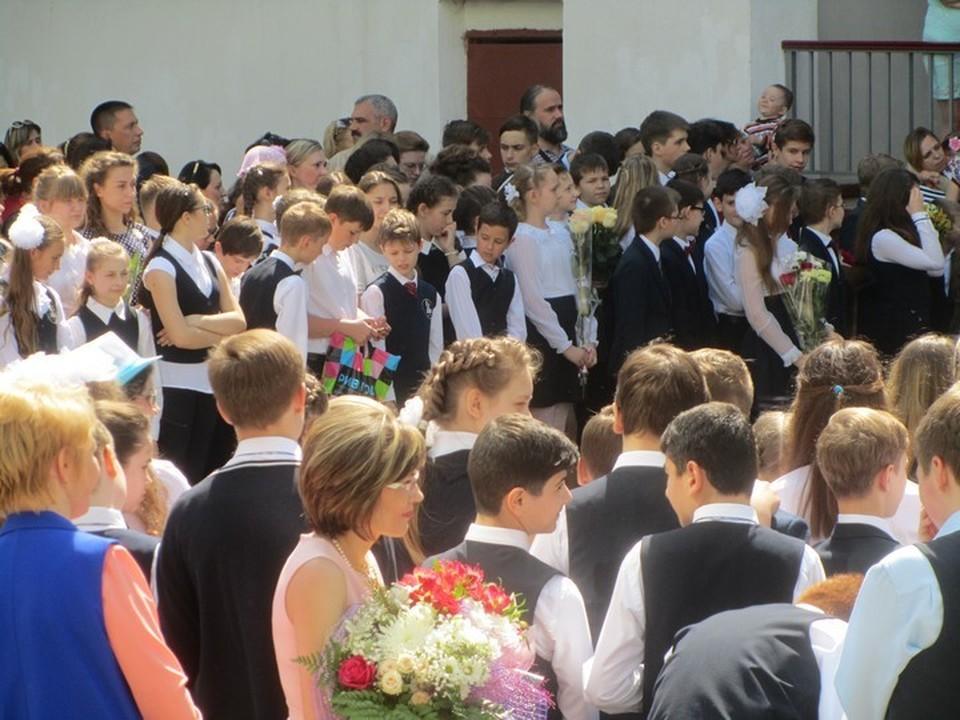 Школа на проспекте Клыкова начнет работать 1 сентября