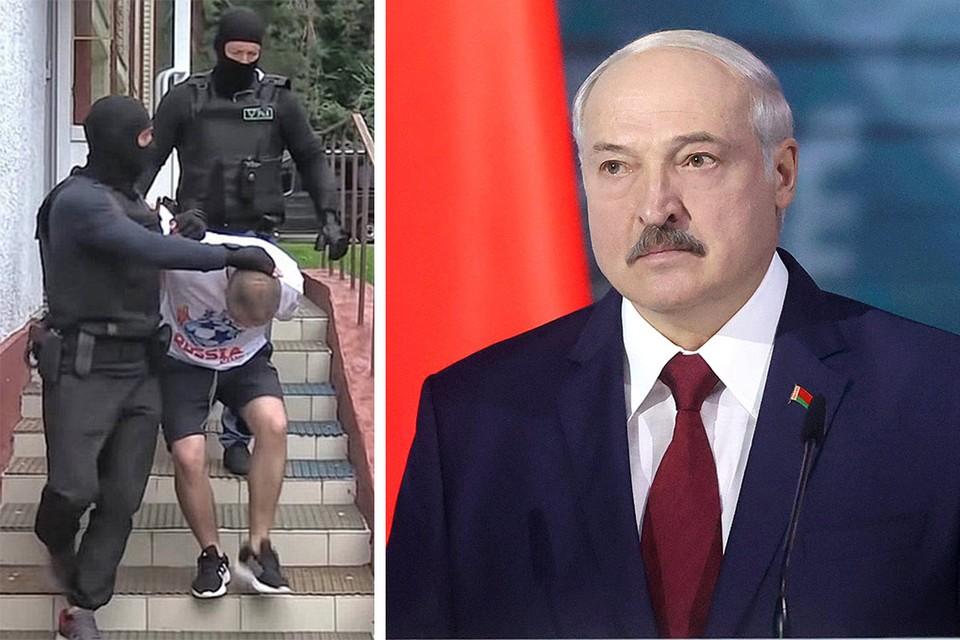 """Украинский журналист Дмитрий Гордон заявил, что, по словам Лукашенко, в Беларуси сделают все необходимое для того, чтобы """"передать виновных и России, и Украине""""."""