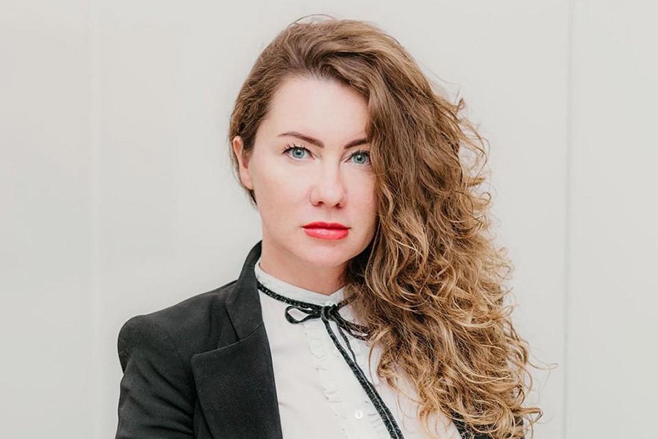 Анна Бутырина.