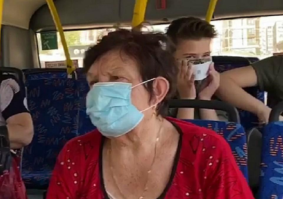 Выходя из дома, не забудьте взять защитную маску. Фото: krd.ru
