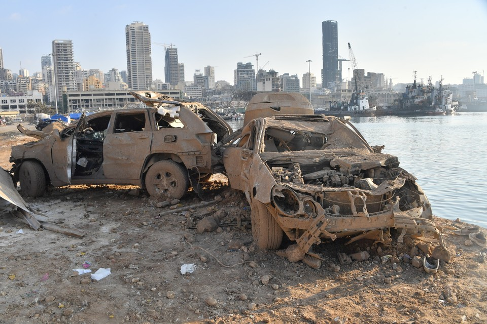 В результате взрыва погибли 157 человек