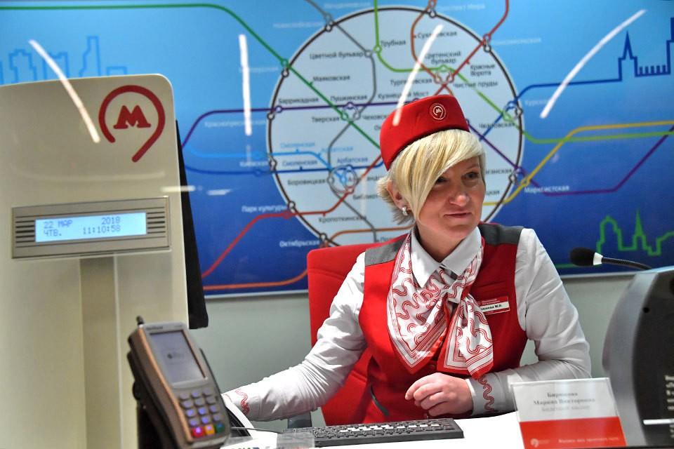 В Москве заработают две новые линии метро