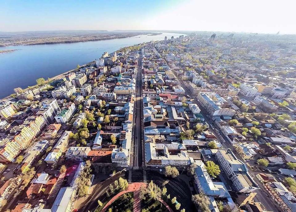 Власти обсудили план развития исторического центра Самары