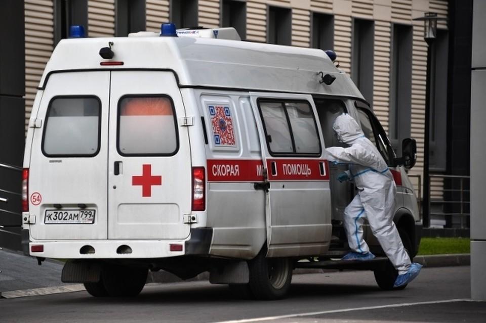Всего в регионе зарегистрировано 10 130 случаев заражения Ковид-19.