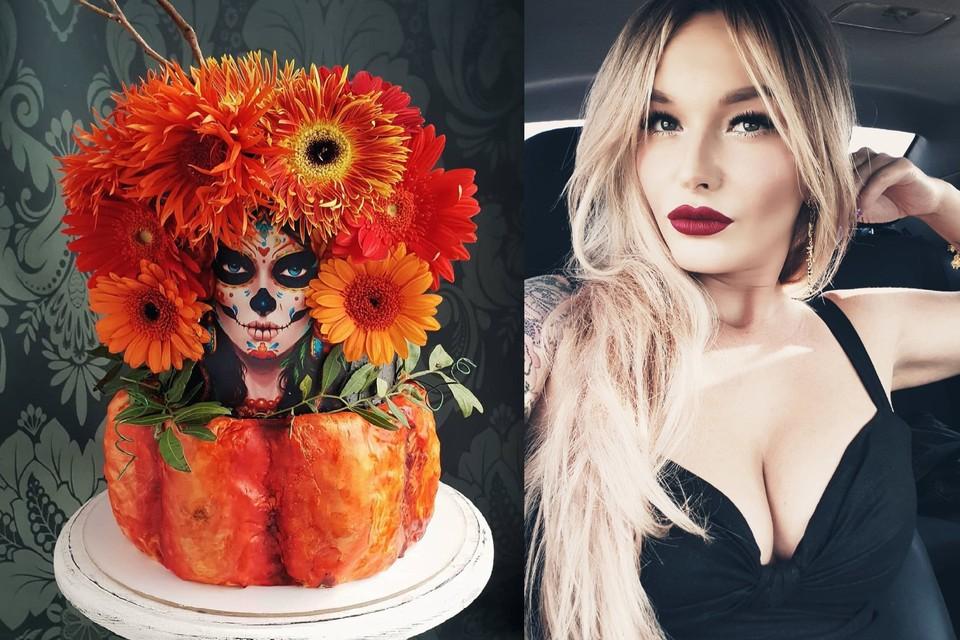 Наталья удивляет необычными тортами и клиентов, и подписчиков в соцсетях. Фото: предоставлено Наталией ВЕРТЕ.