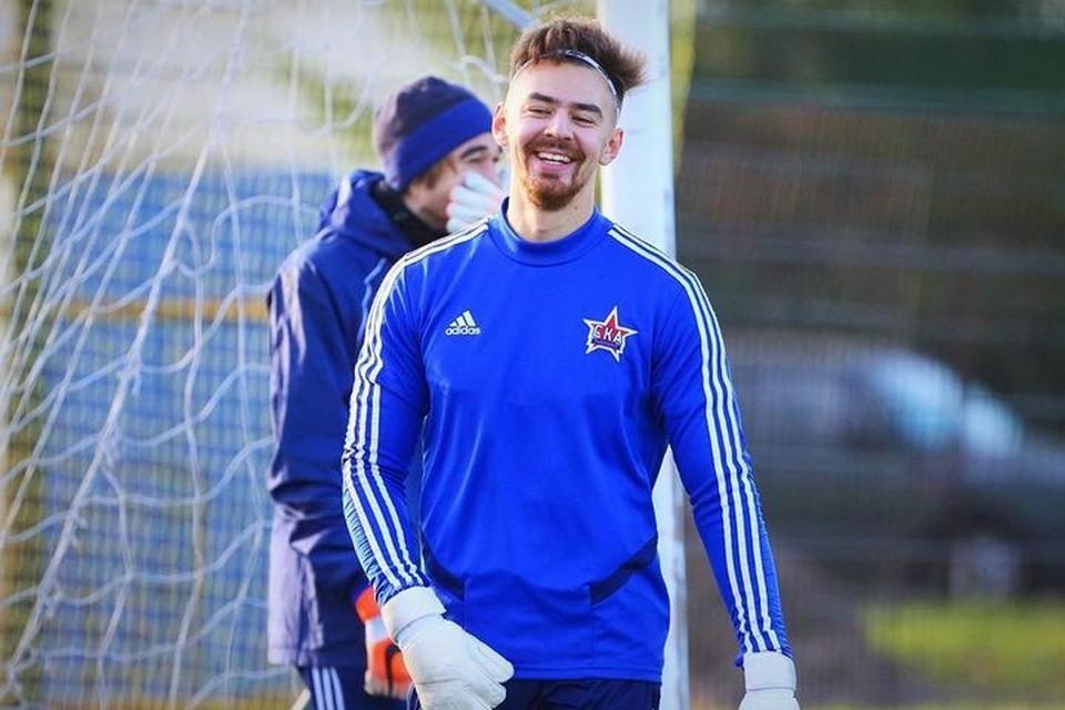 Владислав Соромытько уходит из «СКА-Хабаровска»