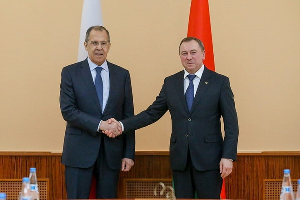 Лавров и Макей подтвердили готовность к дальнейшему сотрудничеству. Фото: архив БелТА.