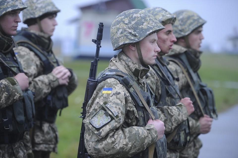 """Перемирие в Донбассе могут нарушить украинские радикалы. Фото: штаб """"ООС"""""""