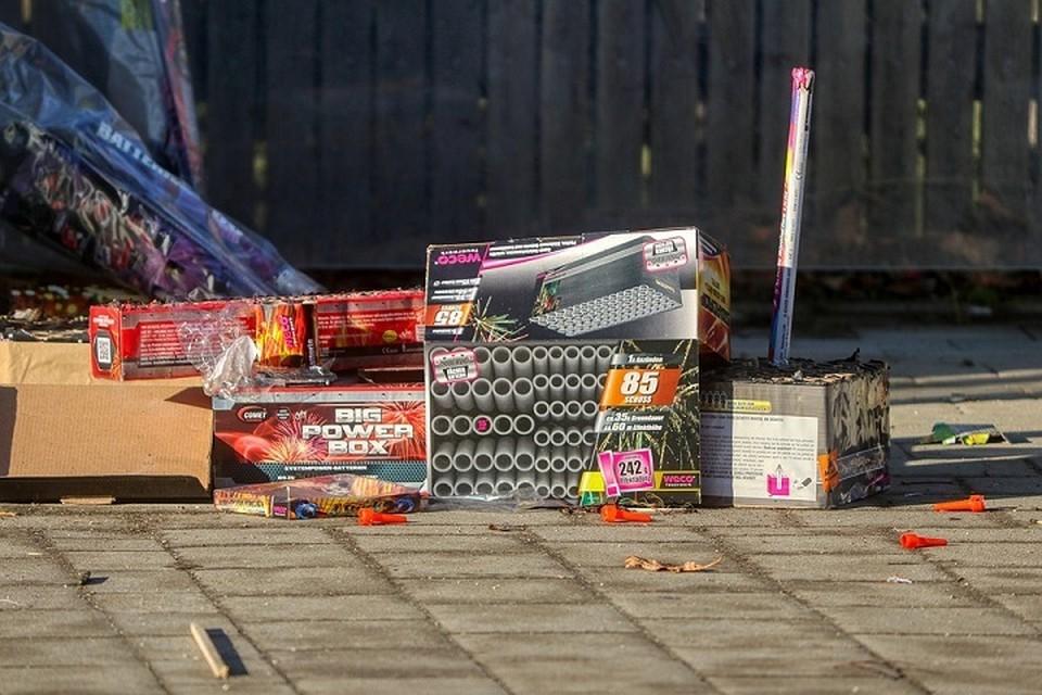С 12 августа в Беларуси больше не разрешается торговать пиротехническими изделиями. Фото: pixabay.com.