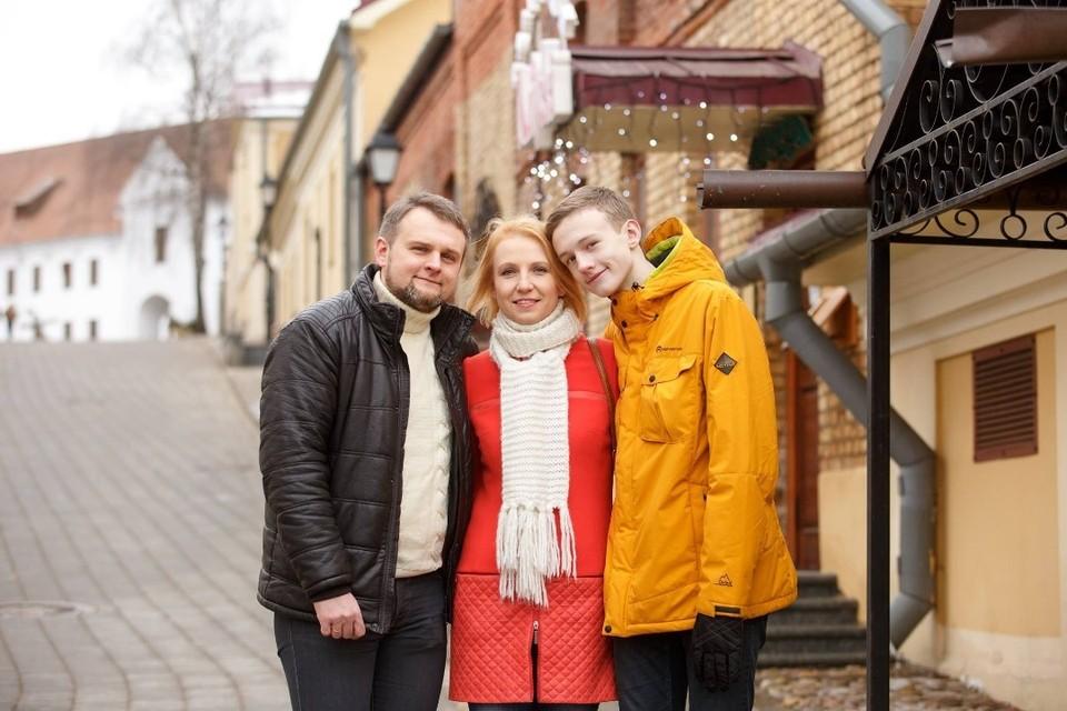 Кристину и Андрея задержали 10 августа. Фото со страницы в Фейсбуке Андрея Витушко