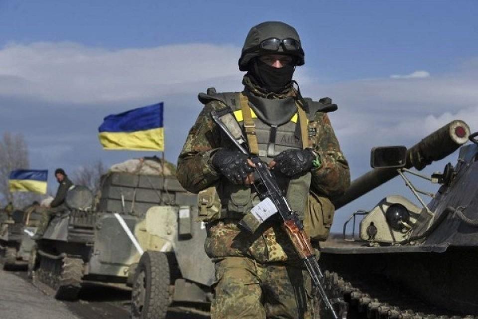 """Нацполиция Украины готовится перебросить в Киев группу, которой разрешат стрелять по радикалам. Фото: """"ООС"""""""