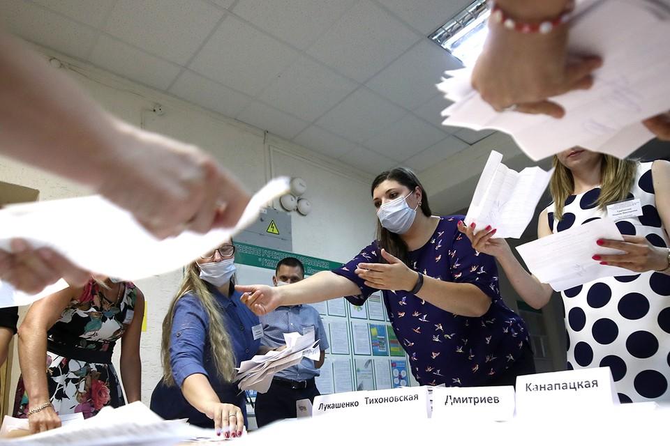 Что случилось с директором школы в Белоруссии, отказавшимся менять голоса? Фото: Валерий Шарифулин/ТАСС