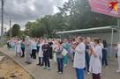 «О переводе задержанных со следами пыток не знаю». Появилось видео встречи главы Минздрава Белоруссии с врачами