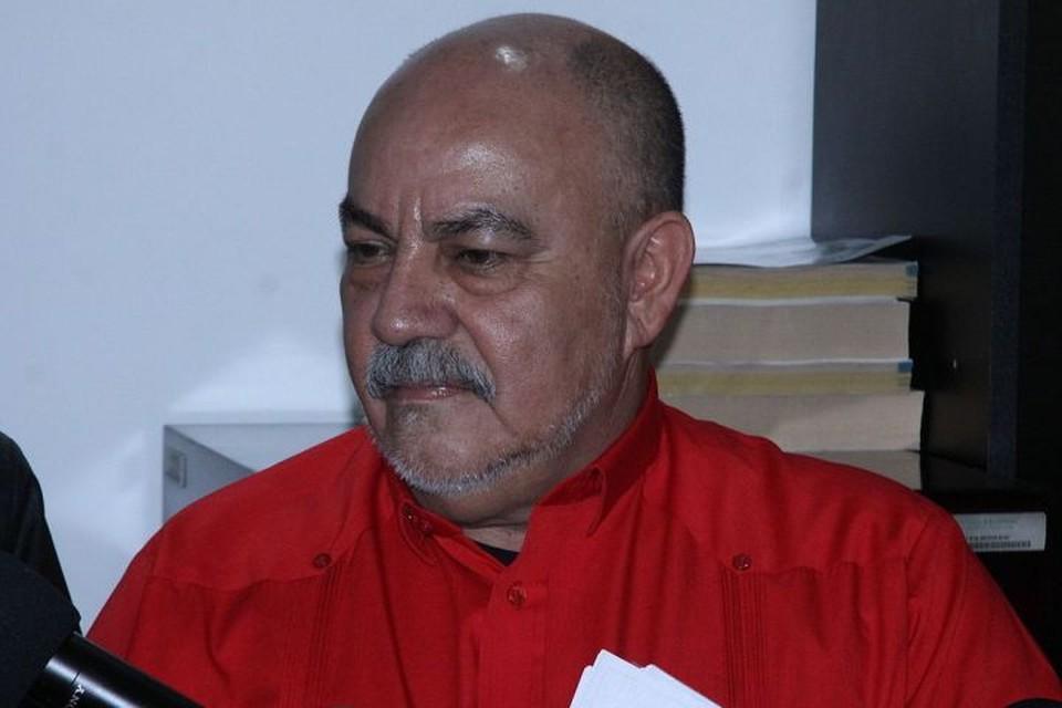 Мэр Каракаса Дарио Вивас. Фото: Wikipedia