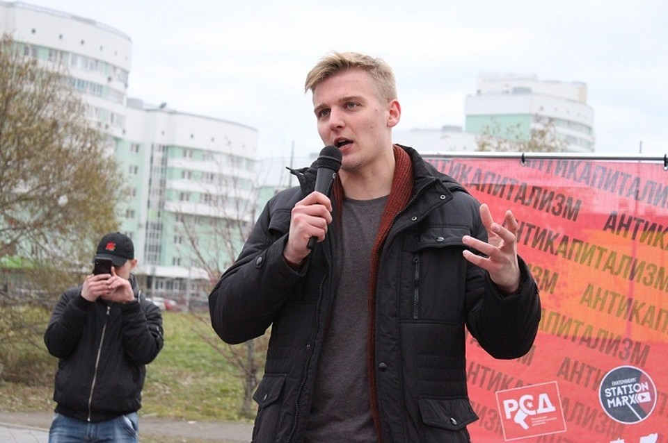 Фото: личная страница Андрея Пирожкова в Facebook