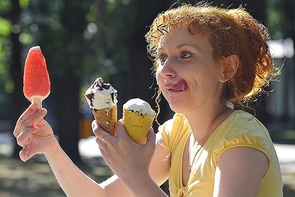 В Подмосковье за полгода произвели около 90 тысяч тонн мороженого
