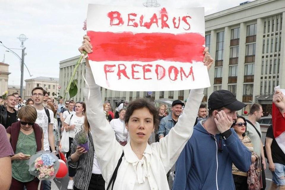 Минск готовится к массовым шествиям в выходные.