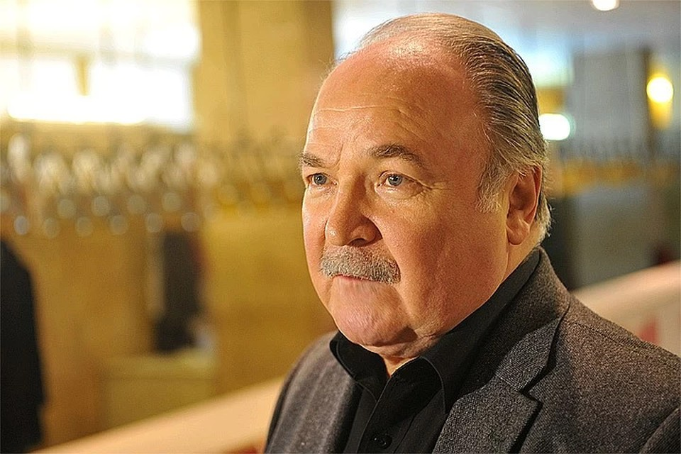 Умер Николай Губенко - актер театра и кино