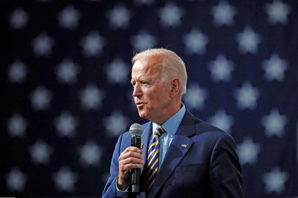 Джо Байден - кандидат в президенты США