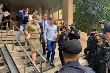 """""""После 200 граммов он теряет мозг!"""": жена Михаила Ефремова дала показания в суде"""