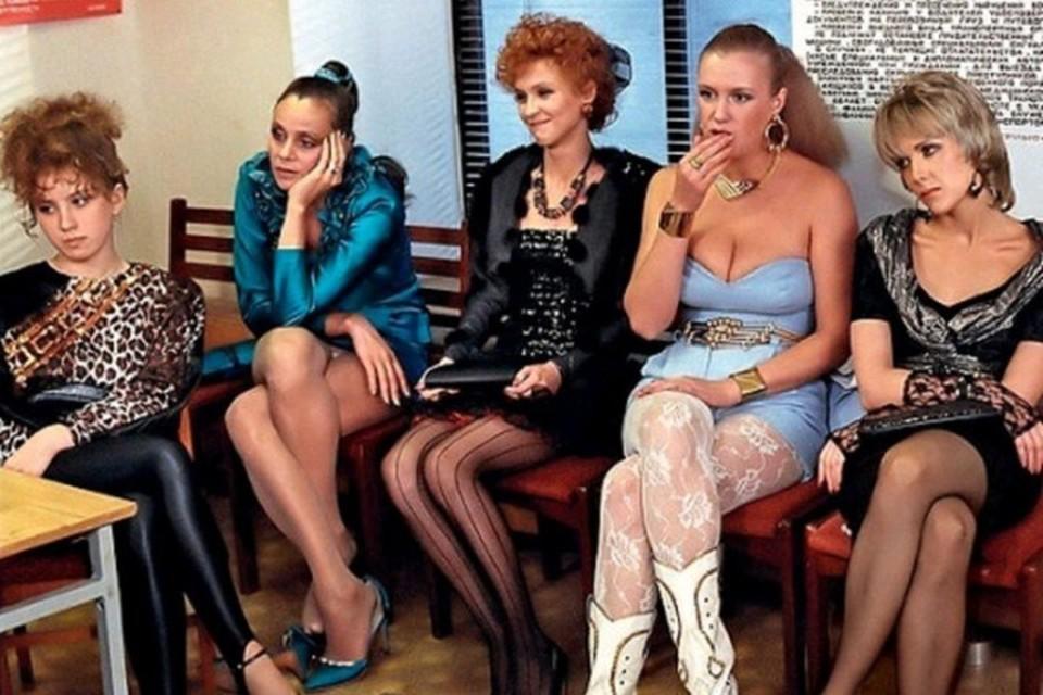 Елена Яковлева до сих пор у многих ассоциируется с интердевочкой Фото: кадр из фильма