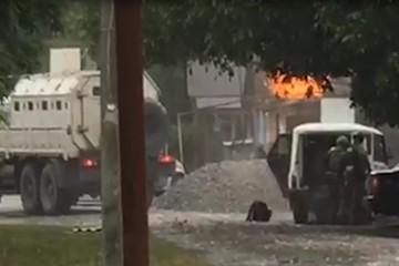 Итоги КТО в Ингушетии: трое боевиков ликвидированы, двое силовиков ранены