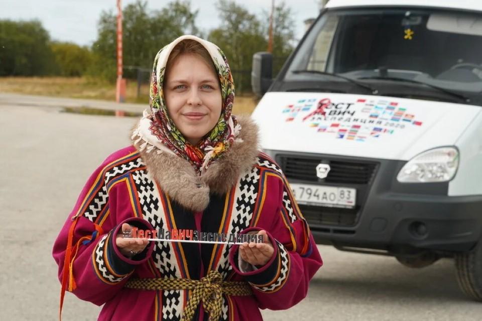 Белые ГАЗели с красной лентой на бортах побывают в 45 регионах, включая Крайний Север и Северный Кавказ. Фото: Минздрав России