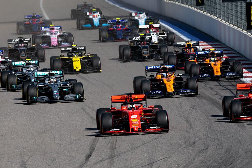 Дополнительный бонус получат участники российского этапа «Формулы-1», который пройдет в Сочи с 24 по 27 сентября