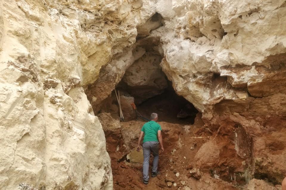 Пробурен новый выход из пещеры