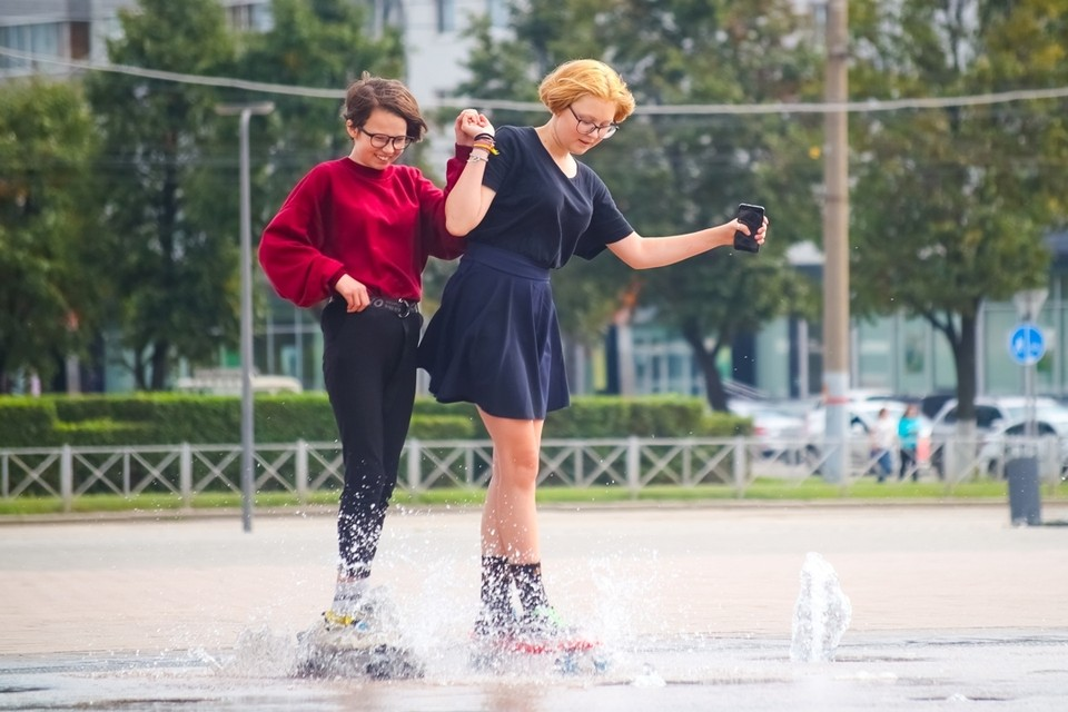 В Перми ожидается хорошая погода