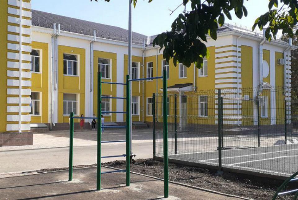 В Пашковке открывается две школы в одной