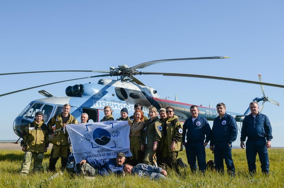 Участие в экспедиции приняли более 30 ученых из 14 институтов Сибирского отделения РАН