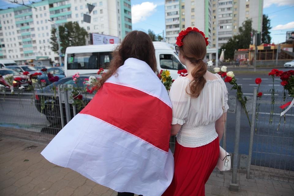 Общественные организации пытались бело-красно-белый флаг зарегистрировать или придать ему статус историко-культурной ценности, но власти отказали.