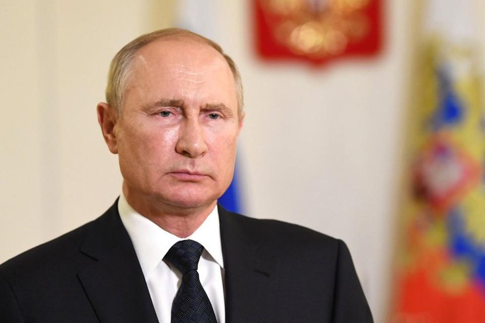 Президент объяснил, почему Россия поддержала Лукашенко