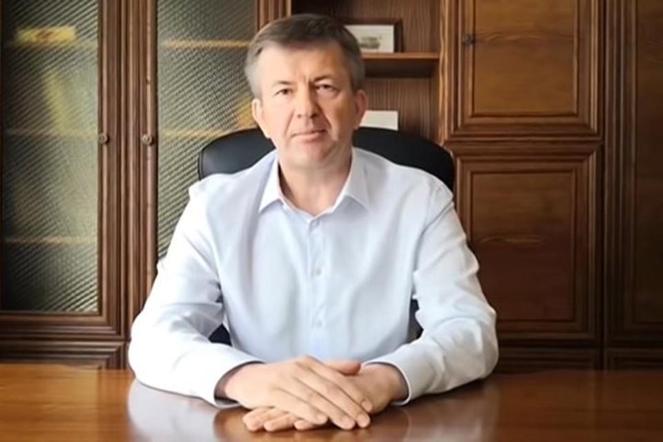 Несколько дней назад Игорь Александрович вернулся в Беларусь. Фото: кадр из видео.