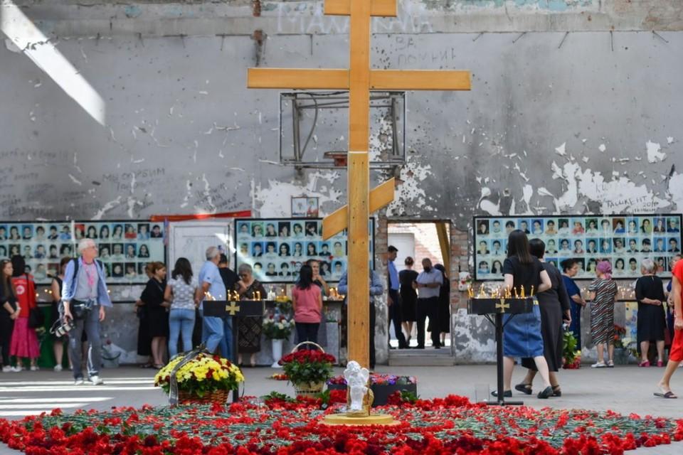 Фото: пресс-служба главы Северной Осетии — Алании
