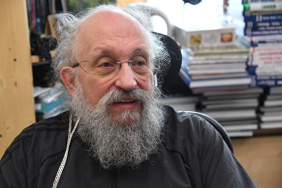 «КП» обратилась за комментарием к популярному ведущему и участнику игр знатоков Анатолию Вассерману
