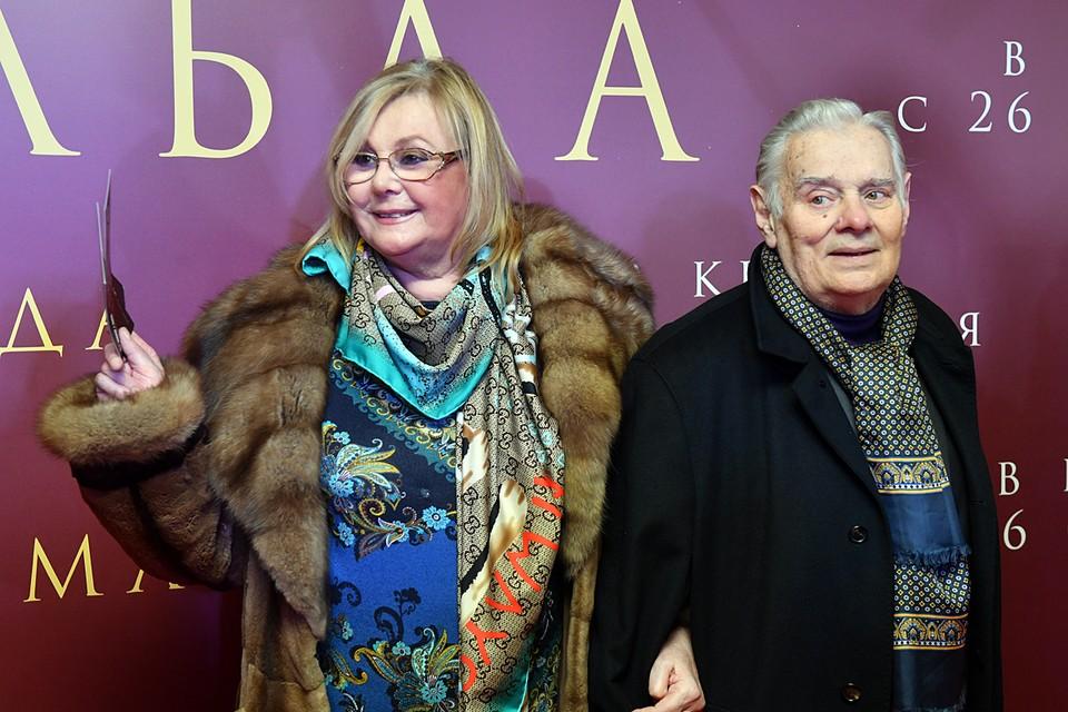Наталья Селезнева и Владимир Андреев прожили в браке 52 года. Это был прочный и счастливый актерский союз