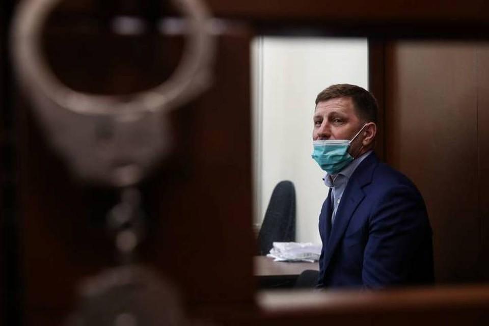 Сергей Фургал. Фото: Валерий Шарифулин/ТАСС