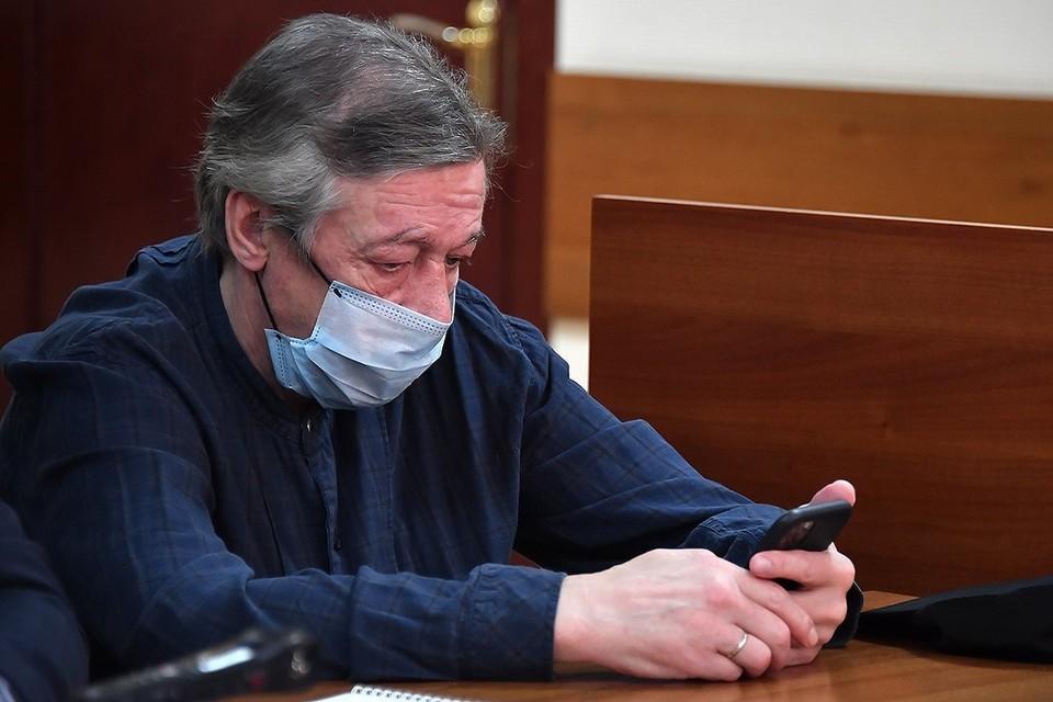 Прокуратура просит дать Ефремову 11 лет колонии