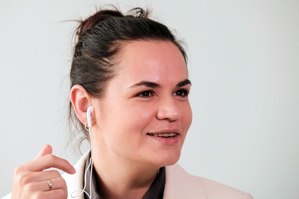 Светлана Тихановская выступила в ООН по видеосвязи