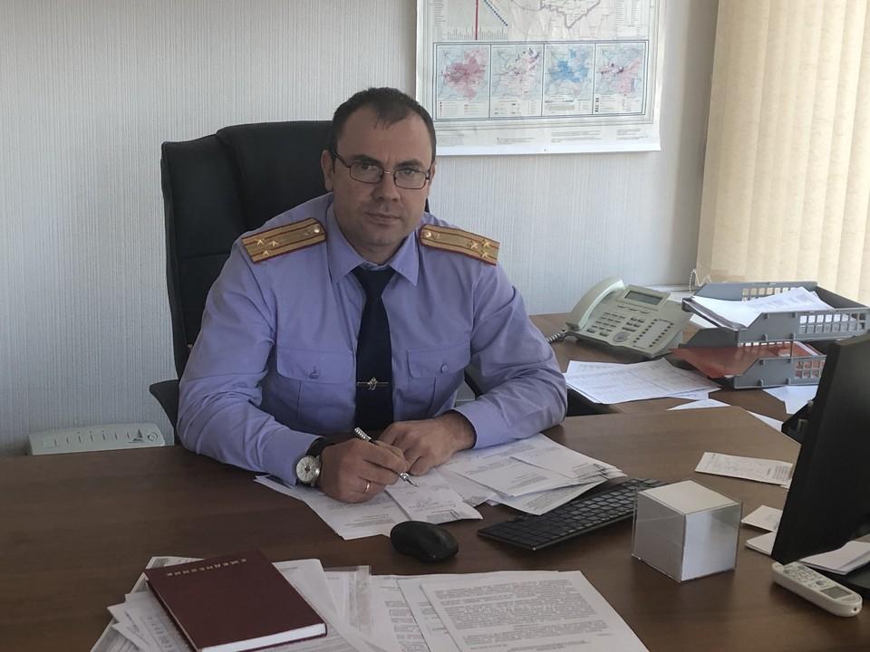 Александр Воеводин в Самарскую область приехал недавно