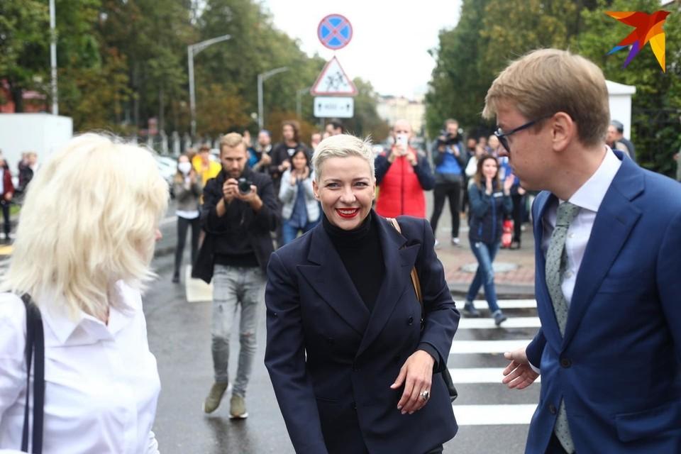 Неизвестные в центре города похитили Марию Колесникову