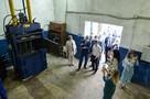 На предприятии в Воронежской области начали перерабатывать пластик
