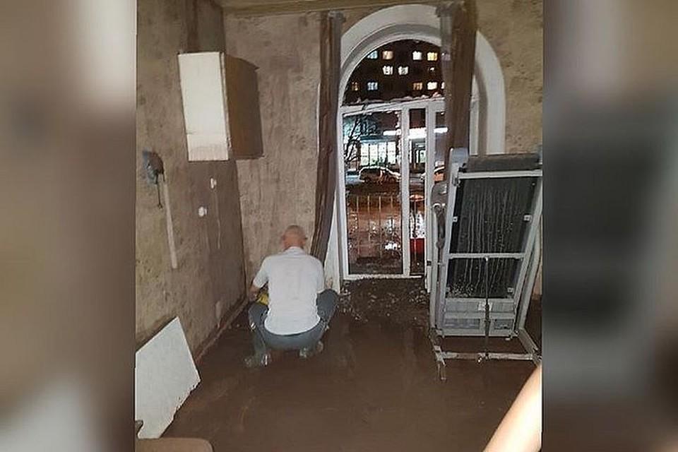 Хозяин пытался спасти свое жилище. Фото: blog_vladivostok