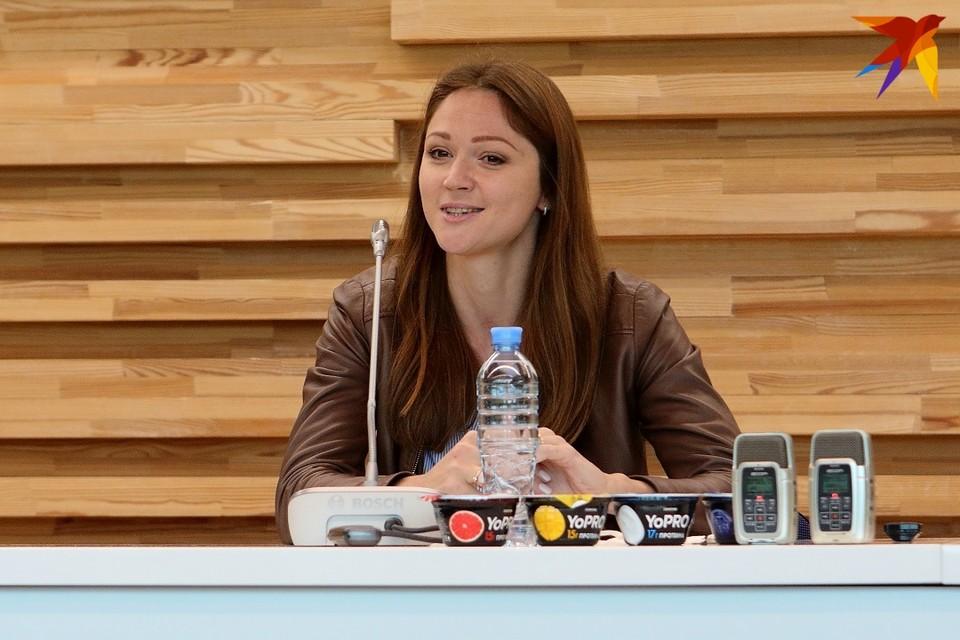 Двукратная вице-чемпионка Олимпийских игр 2012 года Александра Герасименя в эфире «Еврорадио» поделилась своим мнением о происходящем.