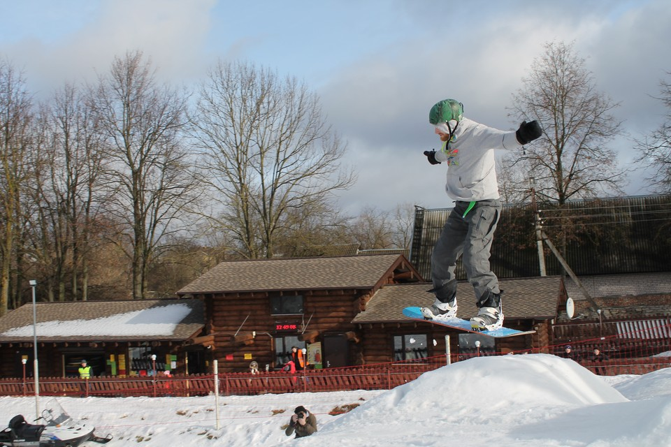 Фото предоставлено Центром отдыха «Снегопад»